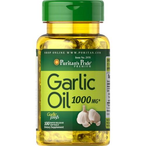 Garlic Oil 1000mg