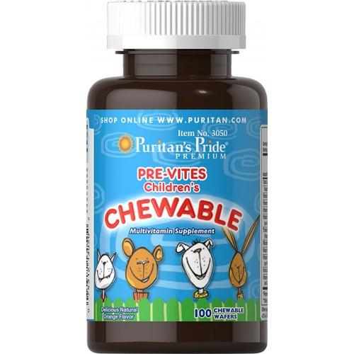 Pre-Vites Children's Multivitamin