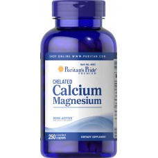 Calcium Magnesium Chelated
