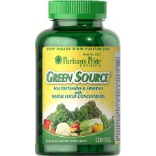 Green Source® Multivitamin & Minerals