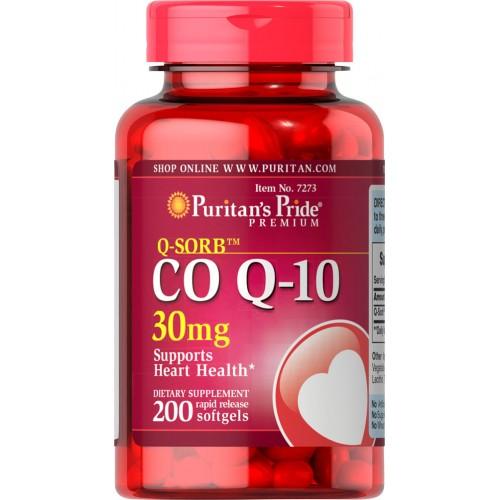 Q-Sorb™  コエンザイムQ10 30 mg.