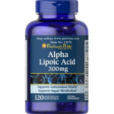 Alpha Lipoic Acid 300 mg