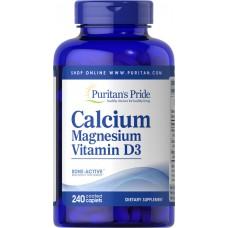 Calcium Magnesium with Vitamin D