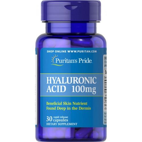 Hyaluronic Acid 100 mg