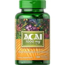 アサイー(ACAI) 1000 mg.
