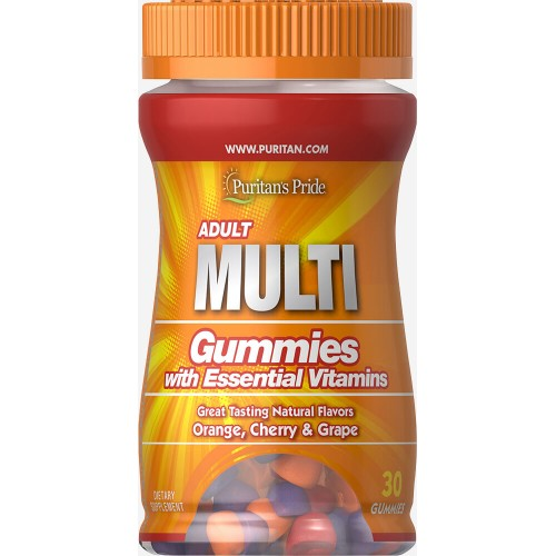 Adult Multivitamin Gummy Trial Size